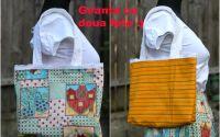 Geanta  Farm life - unicat