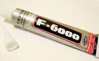 Adeziv profesional transparent pentru bijuterii F6