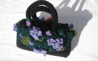 Poseta cu violete de Parma