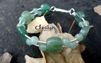 Green Aventurine Bangle