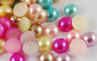 Cabochon perle