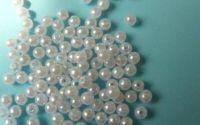 Margele-Perle albe