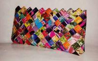 Geanta Eco Multicolor Aprins