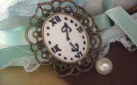 Pearly o'clock