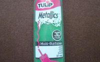 Tulip Metallics 37ml - Jade - 60711