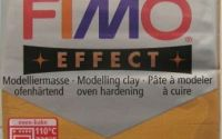 Fimo Effect 56gr Metalic auriu - 8020-11