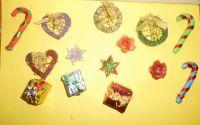 ornamente brad diverse