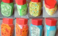 Set recipiente Anotimpuri