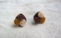 Buchetel cu 3 trandafiri ciocolatii