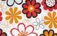 Servetel Motiv floral 6