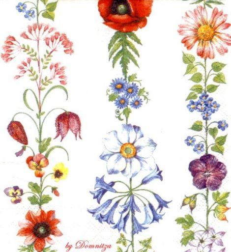 Servetel Sirag de flori