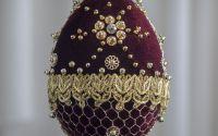 oua decoratiuni stil Faberge 4