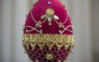 oua decoratiuni stil Faberge 6