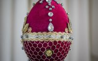 oua decoratiuni stil Faberge 7