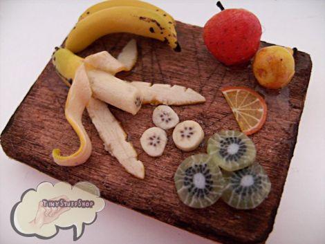 Magnet de frigider Fructe