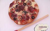 Magnet de frigider Pizza