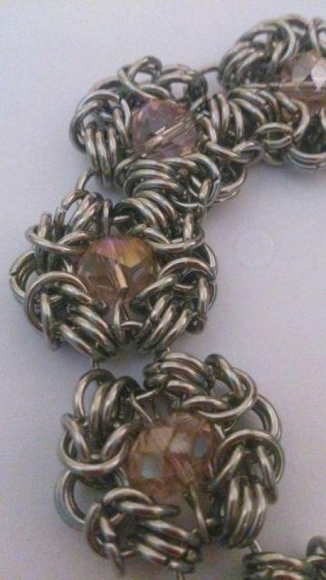 Bratara Chain Mailly Byzantine