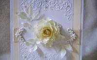 Set felicitare si cutie - Nunta de vanilie