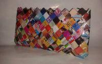 Genti din reviste multicolore