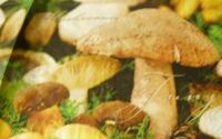 Serbetele cu ciuperci