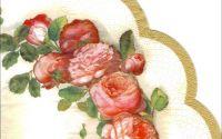 Servetel Vintage Roses