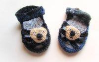 Sandalute copii Teddy Bear