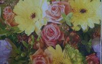 031 Servetel diverse flori 3