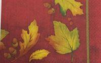 117 Servetel frunze de toamna
