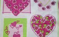 261 Servetel inimi roz