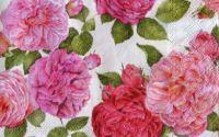 Servetel Trandafiri 15