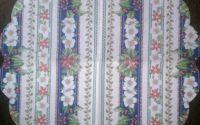 348 Servetel rotund flori advent