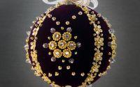 glob pom iarna craciun decor handmade cadou