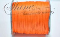 Snur polyester Orange Red