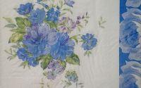 372 Servetel buchet de albastrele