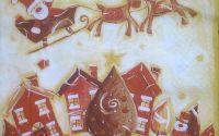 401 Servetel case de turta dulce