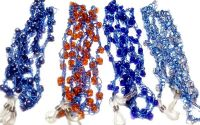 Snururi pentru ochelari albastre III