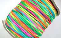 1M  SNUR NYLON MULTICOLOR  grosime 2mm