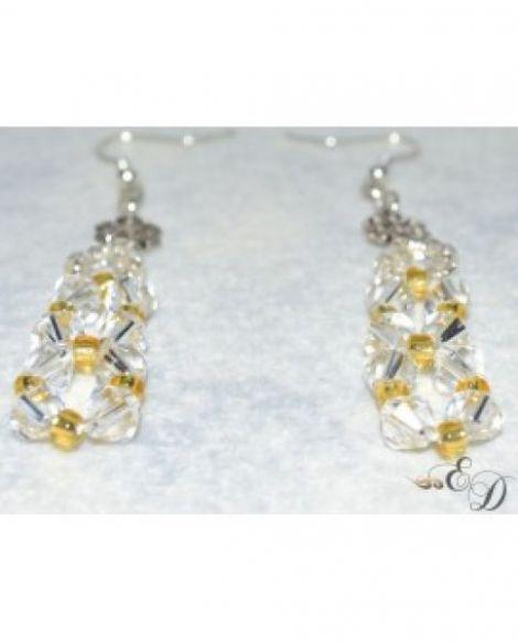 """Cercei """" Swarovski Diamond """""""