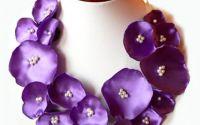 Set Violete de primavara
