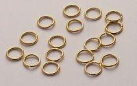 Zale aurii 4mm