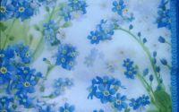 541 Servetel flori nu-ma-uita