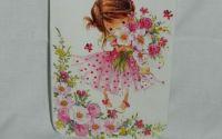 """Tablou """"Printesa florilor"""""""