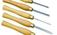 - Set cinci dalti pentru lemn