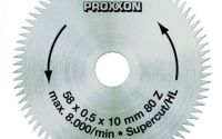 "Disc debitor ""super cut"" 58mm 80dinti"
