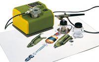 Micro-compresorul cu aerograf Proxxon MK 2