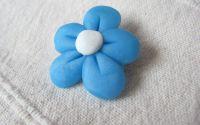 Floricica bleu