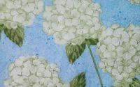 660 Servetel hortensia on blue