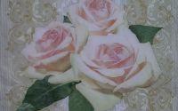 669 Servetel trandafiri baroc