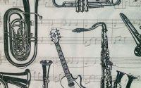722 Servetel instrumente muzicale