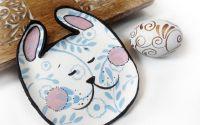 Farfuriuta decorativa- Pentru concursul de Paste